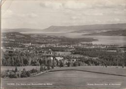 AK Fra Veldre Mot Brumunddal Og Mjösa 1955 - Norvegia