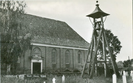 IJhorst-De Wijk 1973; Ned. Herv. Kerk Met Klokkenstoel - Geschreven. (A. Vd Belt - De Wijk) - Andere