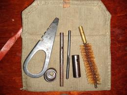 WWII  Reinigungsgerät In Tasche Mosin Nagant Russ. - 1939-45