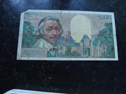 1000 Francs - Unclassified