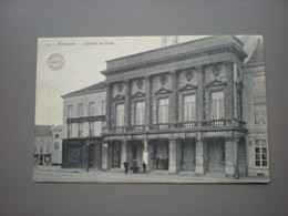TIRLEMONT - L'HOTEL DE VILLE - BERTELS N° 21 - Tienen