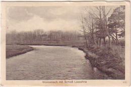 17517 Ak Wonnebach Mit Schloß Lassehne 1927 - Bohemen En Moravië
