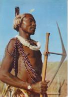 SWAZILAND - Guerrier - Publicité Pharmacie - Timbre - Swaziland