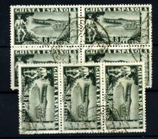 Guinea Española Nº 276.  Año 1949 - Guinea Spagnola