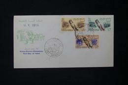 LIBYE - Enveloppe FDC En 1961 - Indépendance - L 84493 - Libye