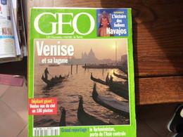 GEO - Venise Et Sa Lagune - N°193 - Tourism & Regions