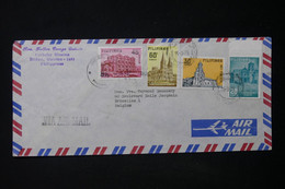 PHILIPPINES - Enveloppe De Diffun Pour La Belgique En 1976  - L 84504 - Philippines