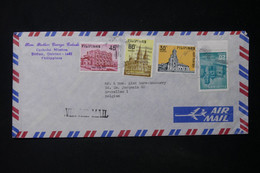 PHILIPPINES - Enveloppe De Diffun Pour La Belgique En 1976  - L 84505 - Philippines