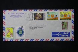 PHILIPPINES - Enveloppe De Diffun Pour La Belgique En 1976  - L 84506 - Philippines