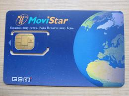 MoviStar Globe,fixed Chip - Telefonica