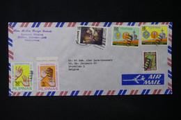 PHILIPPINES - Enveloppe De Diffun Pour La Belgique En 1976  - L 84507 - Philippines