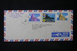 PHILIPPINES - Enveloppe De Diffun Pour La Belgique  - L 84509 - Philippines