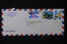PHILIPPINES - Enveloppe De Diffun Pour La Belgique  - L 84510 - Philippines