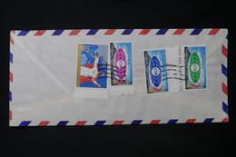 PHILIPPINES - Enveloppe De Cervantes Pour La Belgique, Affranchissement Au Verso  - L 84511 - Philippines