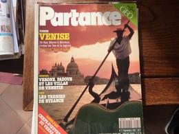 Partance - Un Magazine De GEO - Venise - Vérone - Paris - Tourism & Regions