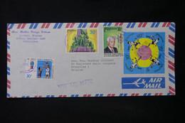 PHILIPPINES - Enveloppe De Diffun Pour La Belgique En 1978  - L 84512 - Philippines