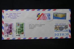 PHILIPPINES - Enveloppe De Diffun Pour La Belgique En 1975  - L 84513 - Philippines