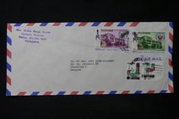 PHILIPPINES - Enveloppe De Diffun Pour La Belgique  - L 84514 - Philippines