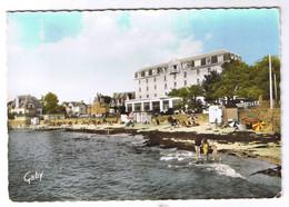 CONCARNEAU  PLAGE ET HOTEL DE CORNOUAILLES - Concarneau