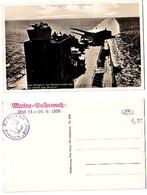 30580 Ak Kreuzer Bei Klar Schiff Zum Gefecht Kiel 1935 - Sin Clasificación