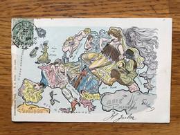 Collection Des Cent. Num. 14. Gil Baer. Art Nouveau. - Otros Ilustradores