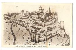THIERS  (cpa 63)  En 1450 -  L 1 - Thiers