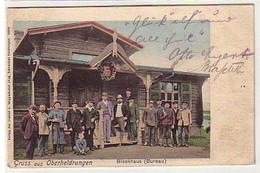 32764 Ak Gruß Aus Oberheldrungen Blockhaus 1903 - Sin Clasificación