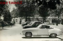 TIHANY MOTEL SZALLO AUTOMOBILE VOITURE CAR HONGRIE HUNGARY BOAT BATEAU - Hungary