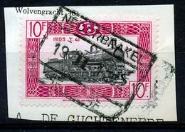 "TR 314 -  ""NEDERBRAKEL"" -  (ref. 33.385) Op Fragment - 1942-1951"