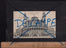 PARIS Trocadéro : Carte Postale 1924 Accusé Réception Commande Des Grands Magasins Du BON MARCHE - Altri Monumenti, Edifici