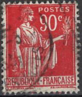France Frankreich 1932. Mi.Nr. 279, Used O - Usados