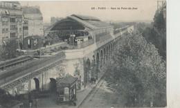 Cpa ( 75 Paris) Gare Du Point Du Jour 1911 - Arrondissement: 16
