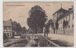 35177 Ak Teichwolframsdorf Rittergut Um 1917 - Sin Clasificación