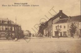 Postkaart - Carte Postale LEOPOLDSBURG - Place Des Princes Et Chaussée D'Anvers (C332) - Leopoldsburg