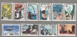 AUSTRALIAN ANTARCTIC TERRITORY 1966 MNH(**) #13026 - Sin Clasificación