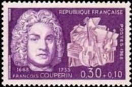 FRANCE NEUF 1968 - N° 1550/1551/1552/1553/1555/1558/1563/1577/1578/1579 - V - Ongebruikt