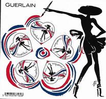 France 2020 - Yv N° 148 ** La Maison Guerlain (bloc) - Ungebraucht