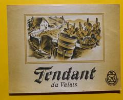 17990 - Fendant Du Valais  Ancienne étiquette - Andere