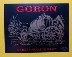 17993 - Goron Société Vinicole De Perroy - Andere