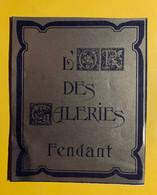 17999 - L'Or Des Galeries Fendant & Johannisberg 2 étiquettes - Andere