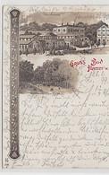 37833 Ak Gruss Aus Bad Hamm In Westfalen 1899 - Sin Clasificación