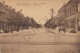 Postkaart - Carte Postale LEOPOLDSBURG - Statiestraat (C303) - Leopoldsburg