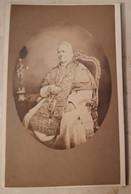 Santino Papa Pio IX - Devotieprenten