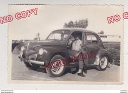 Au Plus Rapide Beau Format 4 Cv Renault Immatriculée Algérie Philippeville Beau Format Très Bon état - Automobili