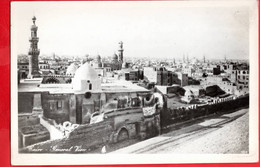 EGYPT   CAIRO      GENERAL VIEW   LENHERT AND LANDROCK RP SERIES - Cairo