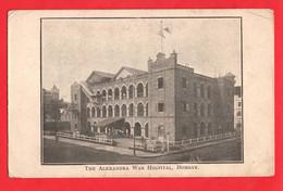 INDIA  BOMBAY   ALEXANDRA WAR HOSPITAL - India