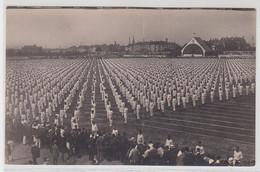 42473 Foto-Ak Leipzig Arbeiter-Turn- U. Sportfest 1922 - Unclassified