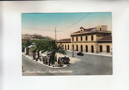 TERMINI IMERESE -PANORAMA STAZIONE FERROVIARIA - Palermo
