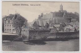 44235 Ak Dillenburg Partie An Der Dill Um 1910 - Unclassified