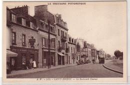 45565 Ak Saint Brieuc Bretagne Le Boulevard Charner - Unclassified